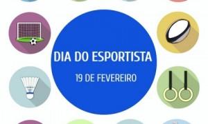 O Observatório do Esporte parabeniza todos os esportistas de Minas Gerais! Dia 19 de fevereiro