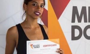 Alexia Zupa conta que conheceu o badminton através de técnico e celebra conquista do JEMG