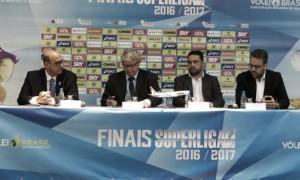 Confederação Brasileira de Vôlei oficializa Mineirinho como palco da final da Superliga Masculina