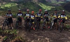 Gustavo Vilela passa ciclismo para os filhos e ressalta conquistas no esporte