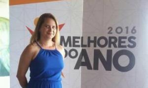 """""""Temos que acabar com esse mito de que futebol é mais fácil que ginástica"""", afirma Renata Mayra em entrevista"""