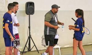 Inspirado em Bernardinho, Felipe Augusto destaca benefícios do esporte na vida de um adolescente