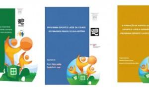 Projeto de memória dos Programas Esporte e Lazer da Cidade e Vida Saudável disponibiliza obras para download