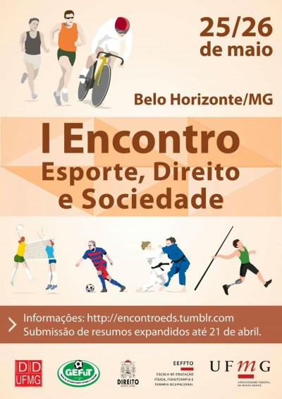 OPORTUNIDADE – I Encontro Esporte, Direito e Sociedade