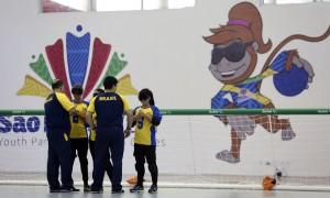 Paratletas mineiros são convocados para o Mundial de Goalball