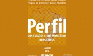 Instalações esportivas estão presentes em 96% dos municípios brasileiros