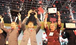 Escolinha de Futebol de Santa Maria da Cruz vence VII Prêmio Mineiro de Boas Práticas na Gestão Municipal da AMM