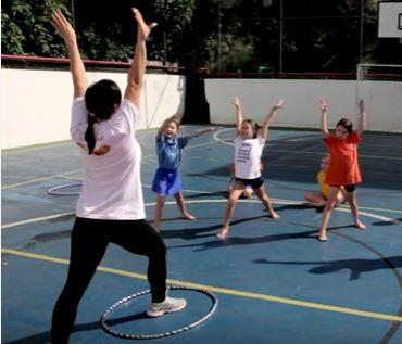Aprenda a Ensinar: ginástica artística – Transforma Rio 2016