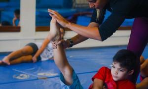 Equipes de Belo Horizonte selecionam jovens para a prática de Ginástica e Atletismo