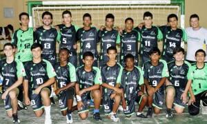 Atletas de Mantena representarão a equipe Vegus/Guarulhos na temporada de handebol em 2017