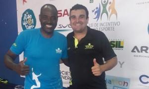 Já imaginou esporte em ritmo de samba? O técnico de Badminton Walter Moares explica