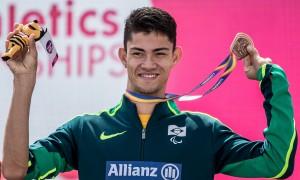 Atletas de Minas Gerais ajudam Brasil a terminar o Mundial de Atletismo Paralímpico em 9º lugar geral