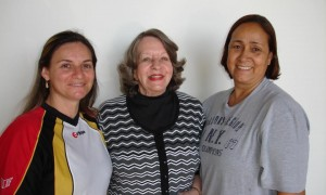 """""""O esporte representa muito no acontecer da existência do ser humano"""", afirma a professoraTheresinha Ribeiro Bomfim"""