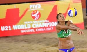 Ana Patrícia Ramos, de Espinosa, brilha e conquista o bi campeonato mundial de vôlei de praia