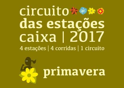 Circuito das Estações Caixa 2017 - Primavera - Belo Horizonte