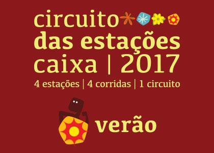 Circuito das Estações Caixa 2017 - Verão - Belo Horizonte