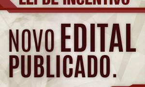 Publicado edital 2017 da Lei Estadual de Incentivo ao Esporte