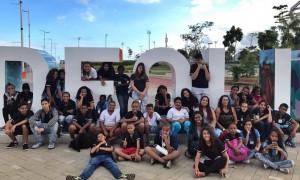 Escola de Juiz de Fora é a primeira a participar de visita guiada ao Parque Olímpico
