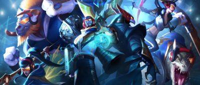 Personagens do jogo League of Legends - Reprodução: Techmundo