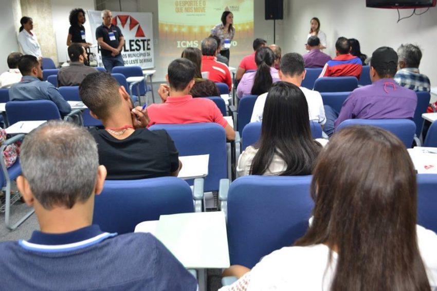 Seminário em parceria com a Associação dos Municípios da Microrregião do Leste de Minas (Assoleste) - Foto: Reprodução