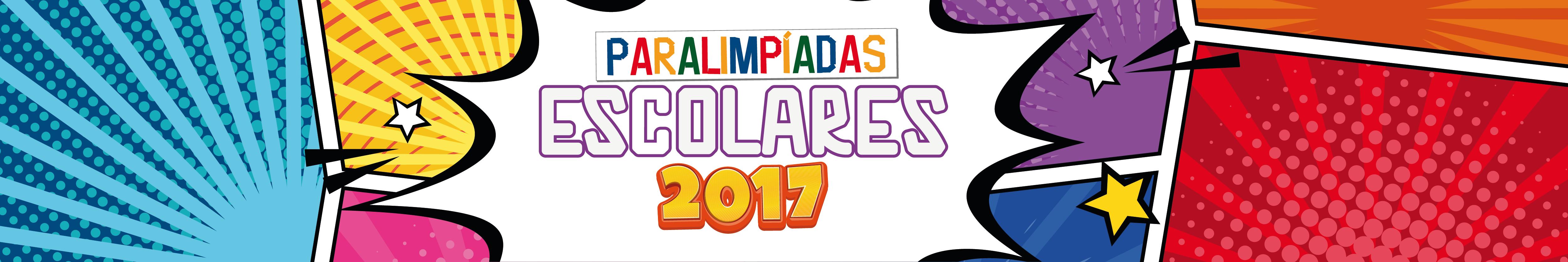 Paralimpíadas Escolares 2017