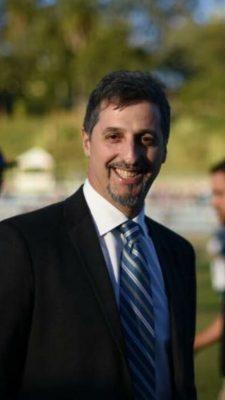 Wesley Oliveira, presidente do BH Eagles Futebol Americano (Arquivo Pessoal/Divulgação)