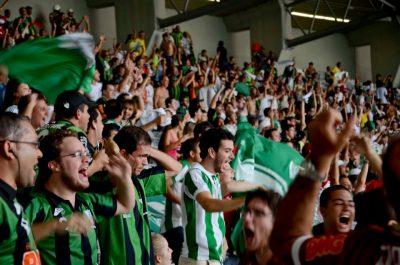 Torcida do Cruzeiro - Foto: Sylvio Coutinho