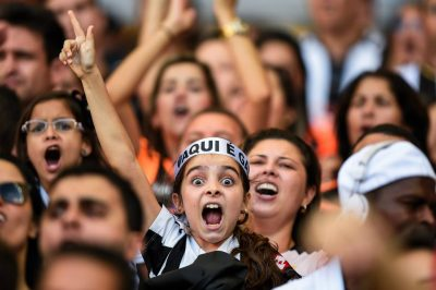 Torcida do Atlético Mineiro - Foto: Minas Arena/Agência i7
