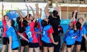 Com 162 alunos-atletas, delegação mineira está pronta para a primeira etapa dos Jogos Escolares da Juventude de 12 a 21 de setembro em Curitiba (PR)