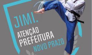 Inscrições para as competições individuais e PCD's do JIMI são prorrogadas e terminam em 25/09