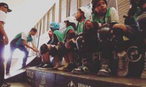 Com presença de Sandro Dias, projeto Academia do Skate se despede da região metropolitana