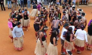 Para Alexandre Pataxó, discussão a cerca da cultura indígena é o maior legado dos Jogos Indígenas de Minas Gerais