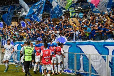 Torcida do Cruzeiro - Foto: Minas Arena/Agência i7