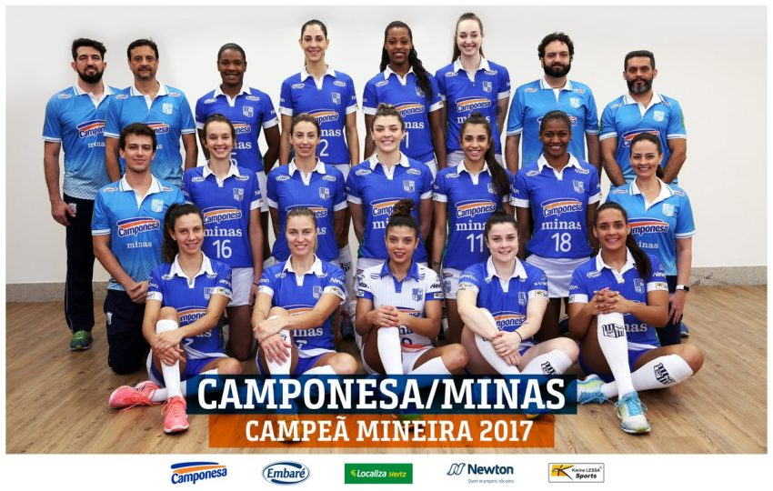 Foto: Divulgação Minas Tênis Clube