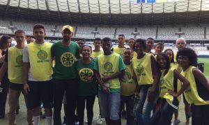 Projetos aprovados pela SEESP usam o esporte para promover a inclusão social de crianças e adolescentes