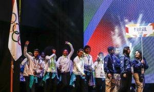 Brasil chega a 152 medalhas e encerra sua participação nos Jogos Sul-Americanos da Juventude