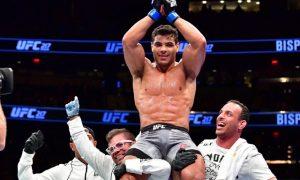 Mineiro Paulo Borrachinha vence por nocaute técnico o UFC 127