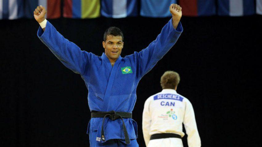 Campeão mundial de judô, Luciano Corrêa anuncia a aposentadoria dos tatames Foto: Matt Detrich/USA Today Sports