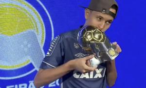 Representante do Cruzeiro é campeão do e-Brasileirão de 2017