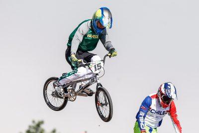 Pedro Pussieldi é líder da sua categoria na modalidade BMX. (Foto: Wander Roberto)