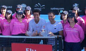 Marcelo Melo e Lukasz Kubot são campeões do ATP 250 de Sidney