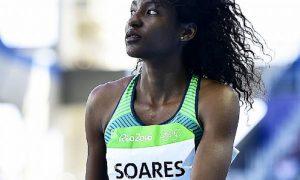 Qualificada para o Mundial, mineira de Lagoa da Prata, Nubia Soares vence FPA Indoor