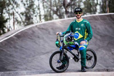 Renato busca a terceira participação olímpica de sua carreira. Foto: Maximiliano Blanco/CBC