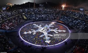 Coreia se despede das Olimpíadas de Inverno 2018, os 'Jogos da Paz'