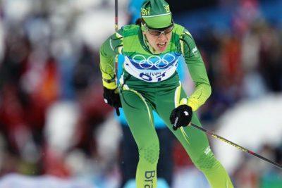 Jaqueline Mourão já competiu no esqui cross-country e no biatlo. Foto: Divulgação/COB