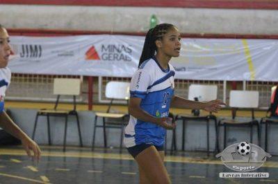 Vitória já disputou JIMI, JEMG e Campeonato Brasileiro em competições escolares. (Foto: Acervo Pessoal)