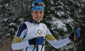 Jaqueline Mourão, única atleta mineira do Time Brasil nos Jogos Olímpicos de Inverno, concede entrevista ao Observatório do Esporte