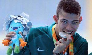 Campeão olímpico na Rio 2016, Rodrigo Parreira já tem planos para o futuro: 'quero ser o melhor do mundo'