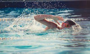 Como preparar uma boa aula de natação para crianças?