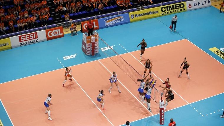 Campeonato Sul-americano feminino